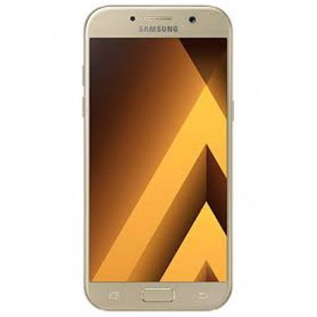 Picture of Samsung Galaxy A720FD (2017), 5.7 inch, 16MP, Gold, Dual Sim