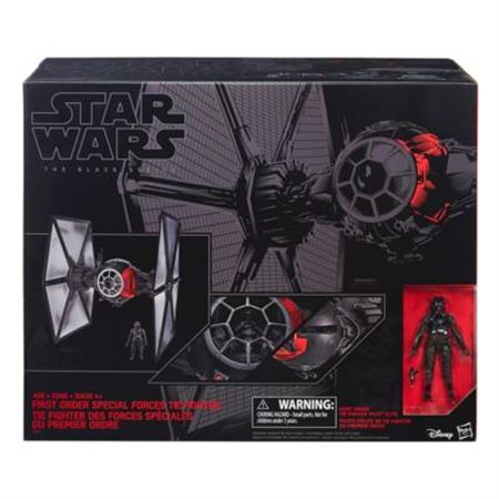 Picture of Star Wars E7 First Order Special Forces Tie Fighter