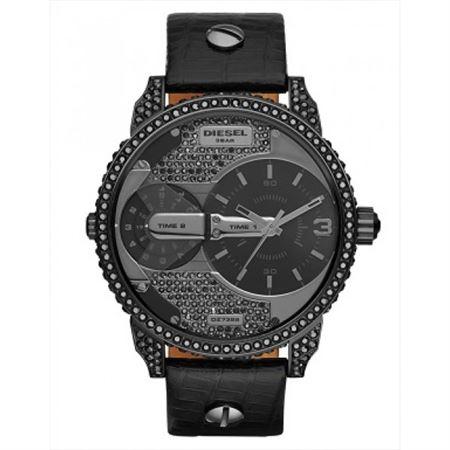 Picture of Diesel Men's DZ7328 Mini Daddy Analog Display Analog Quartz Black Watch