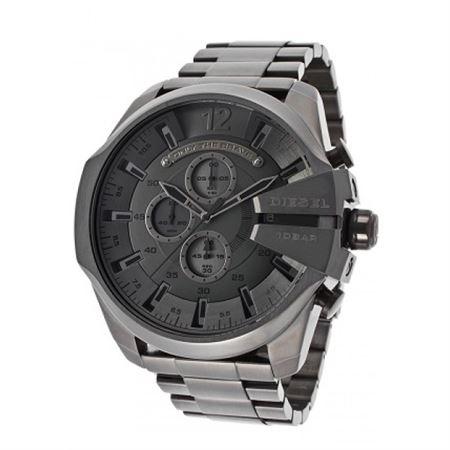 Picture of Diesel Men's DZ4282 Diesel Chief Series Gunmetal-Tone Stainless Steel Watch