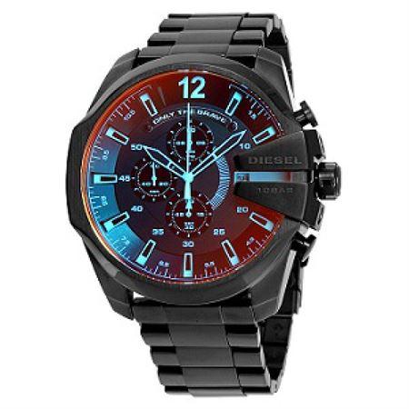 Picture of Diesel Men's DZ4318 Diesel Chief Series Black Stainless Steel Watch