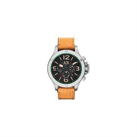 Picture of Armani Exchange Men's AX1516 Analog Display Analog Quartz Beige Watch