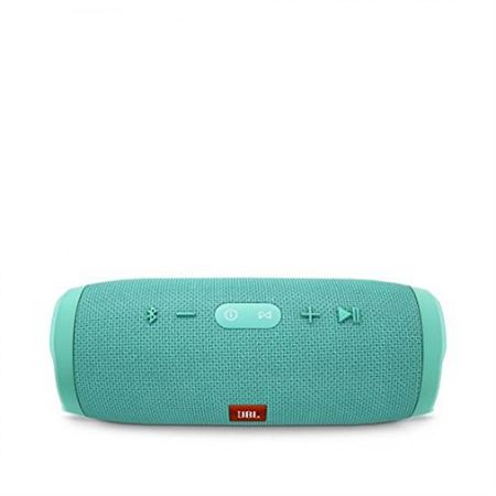 Picture of JBL Charge 3 Waterproof Portable Bluetooth Speaker (Teal)