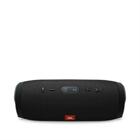 Picture of JBL Charge 3 Waterproof Portable Bluetooth Speaker (Black)