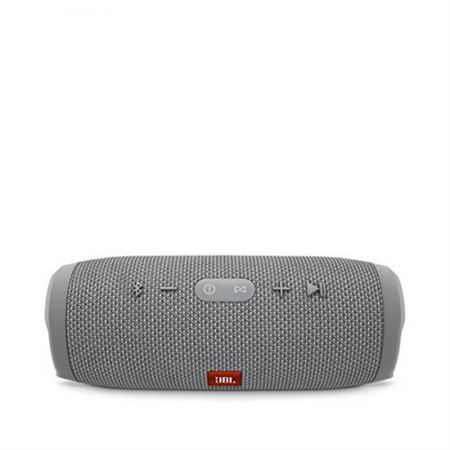 Picture of JBL Charge 3 Waterproof Portable Bluetooth Speaker (Grey)