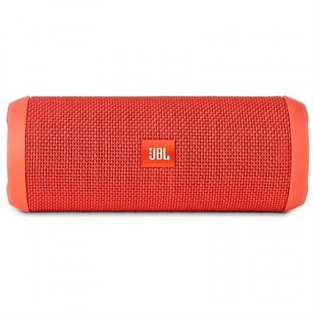 Picture of JBL Flip 3 Splashproof Portable Bluetooth Speaker (Orange)