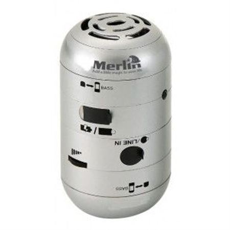 Picture of Merlin BT Pocket Speaker Stereo