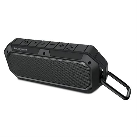 Picture of Touchmate Waterproof Bluetooth Speaker, Shockproof & Rugged, Rechargeable With Built-in MIC (TM-BTS900W)