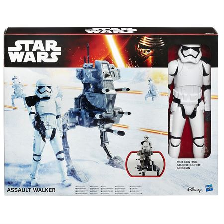 Picture of Star Wars E7 Hero Series Figure And Vehicle Assorted