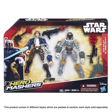 Picture of Star Wars Hm Battle Pack Assorted