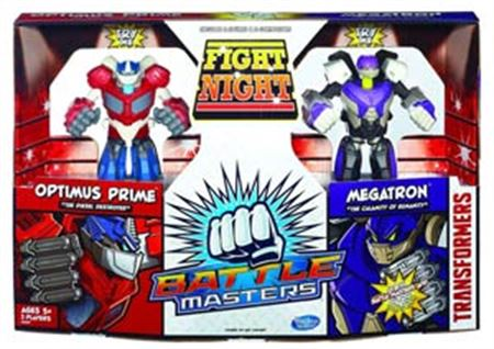 Picture of Transformers Battle Master Assorteder 2 Pack