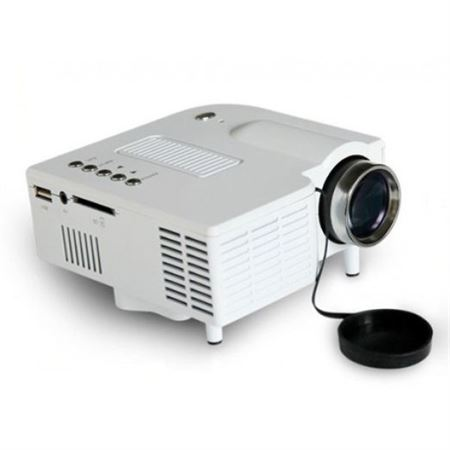 Infi Shop. Zakk UC28 PRO HDMI Portable Mini LED Projector Home ...