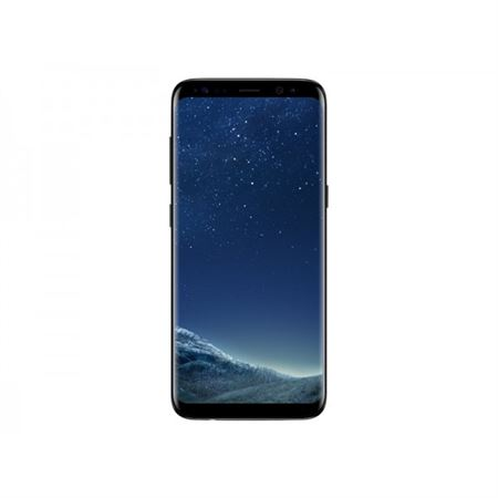 Picture of Samsung Galaxy S8, Smartphone 4G, Dual Sim, LTE, 64GB, Midnight Black (G950FD)