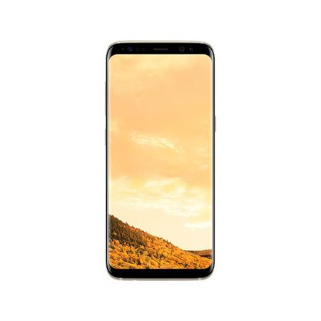 Picture of Samsung Galaxy S8, Smartphone 4G, Dual Sim, LTE, 64GB, Maple Gold (G950FD)
