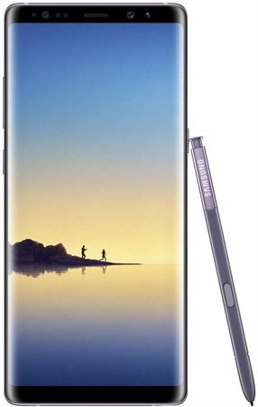 "Picture of Samsung Galaxy Note8 Smartphone (6.3"", 12MP, 6GB, 64GB), Grey"