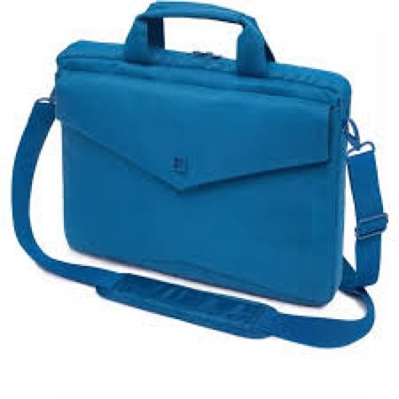 Picture of Dicota Slim Case for 11 inch MacBook (Blue, Laptop Bag)
