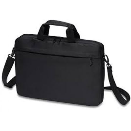 Picture of Dicota Slim Case for 13 inch MacBook (Black, Laptop Bag)