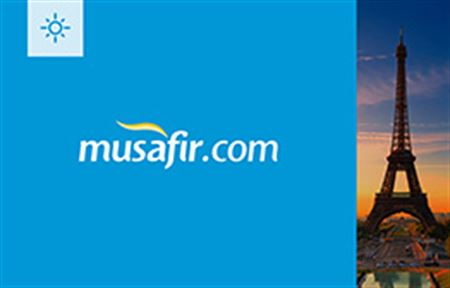 Picture of Musafir.com Holidays Gift Card - AED 500