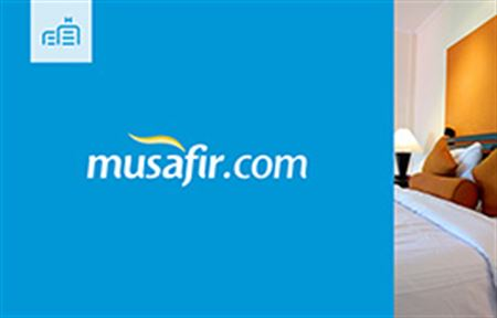 Picture of Musafir.com Hotels Gift Card - AED 500