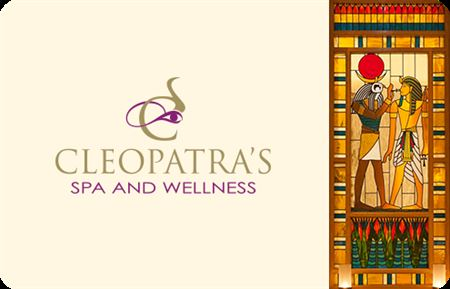 Picture of Cleopatra's Spa Gift Card - AED 500