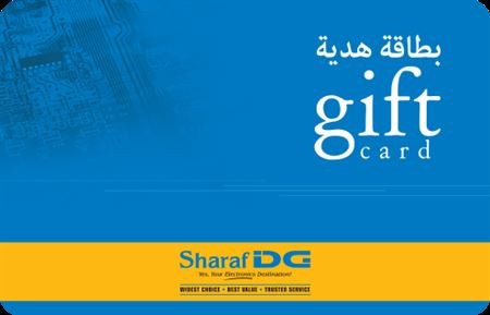Picture of Sharaf DG Gift Card - AED 500