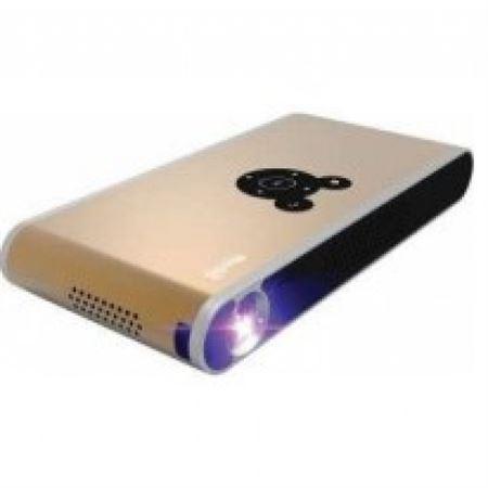 Infi shop merlin pocket projector 3d with 2 3d active glasses for Mirror pocket projector