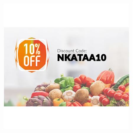 Picture of Nkataa  gift voucher worth NGN 500.