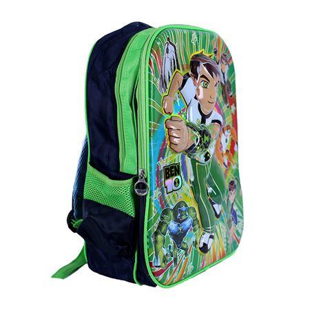 Picture of Ben 10 Character School Bag