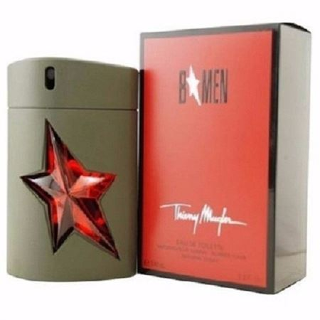 Picture of Thierry Mugler B Men Perfume - EDT - 100ml