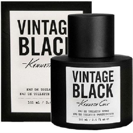 Picture of Kenneth Cole Vintage Black Perfume - EDT -for him- 100ML