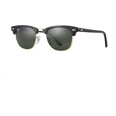 Picture of Ray Ban Clubmaster Sunglasses - Black