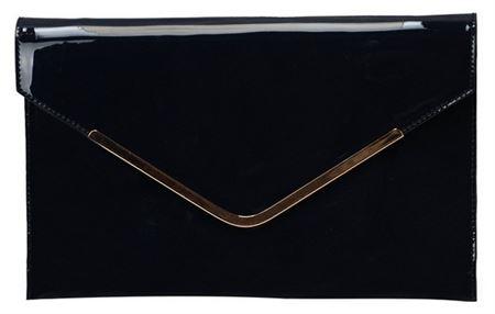 Picture of Envelope Dark Blue Pocket Purse By David Jones