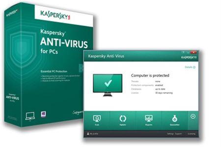 Picture of Kaspersky Anti-Virus