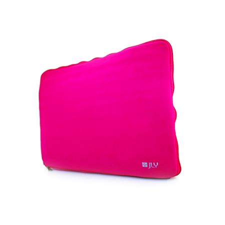Picture of Pink Large Size Laptop Soft Cover Pouch