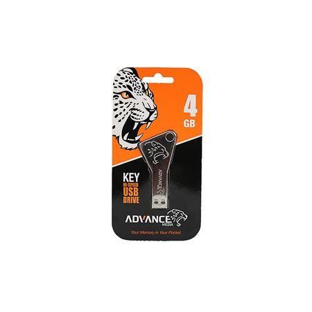 Picture of Advance Key Hi-Speed USB Drive - 4GB