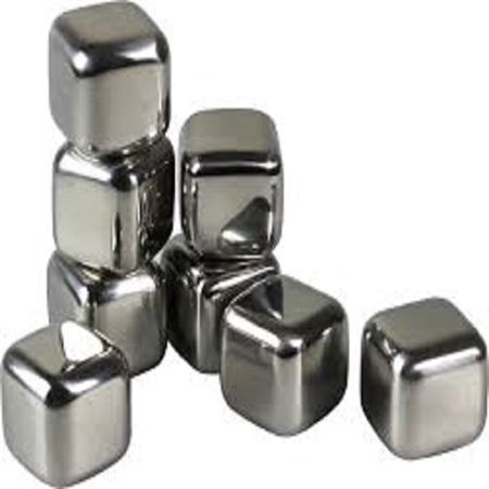 Picture of Stainless Steel Ice Cubes 6pcs