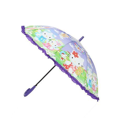 Picture of Hello Kitty Mini Umbrella-Purple