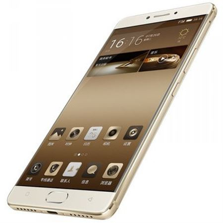 Picture of Gionee M6 Mirror - Gold