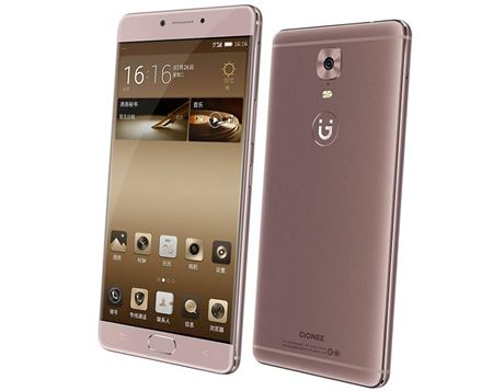 Picture of Gionee M6 - Mocha Gold