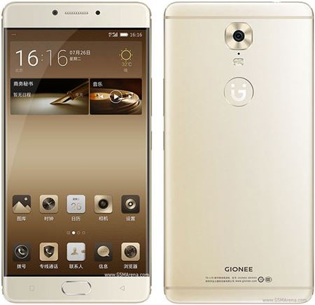 Picture of Gionee M6 - Gold