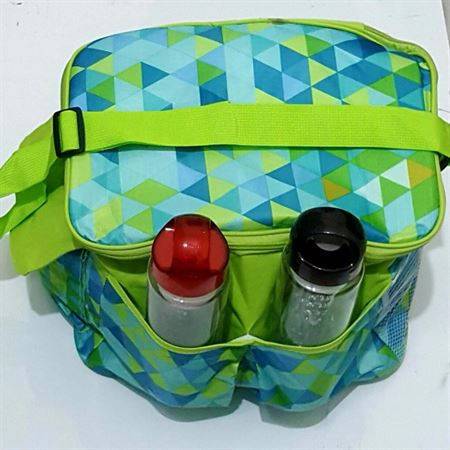 Picture of Large 20 Litres Cooler bag - Green