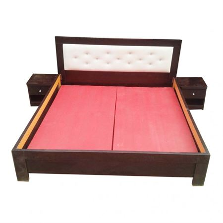 Picture of King Size Luxury Bed Frame
