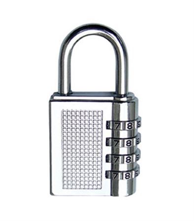 Picture of 4 Digits Resettable Combination lock