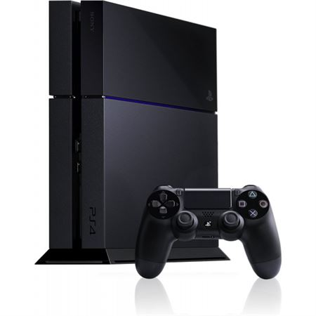 Picture of Sony PlayStation 4 Console - 500GB Black