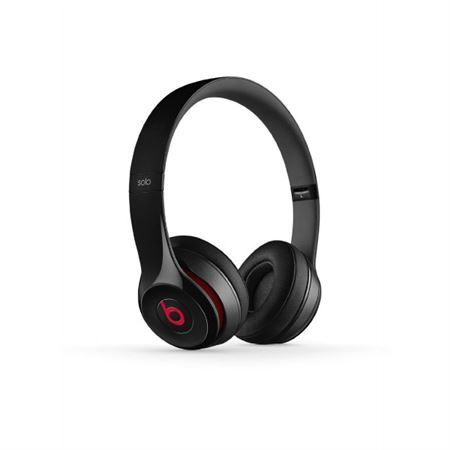 Picture of Beats Solo 2 Wireless On-Ear Headphone - Black