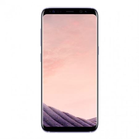 Picture of Samsung Galaxy S8, Smartphone 4G, Dual Sim, LTE, 64GB, Orchid Gray (G950FD)