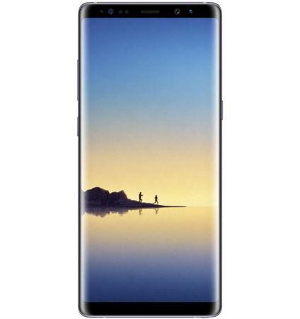 Picture of Samsung Galaxy Note8 Dual SIM - 128GB, 6GB RAM, 4G LTE, Grey