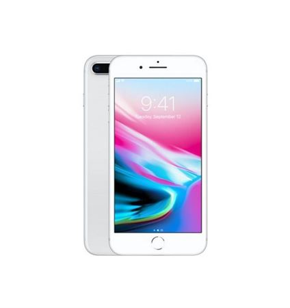 Picture of Apple iPhone 8 Plus With FaceTime - 64GB, 4G LTE, Silver