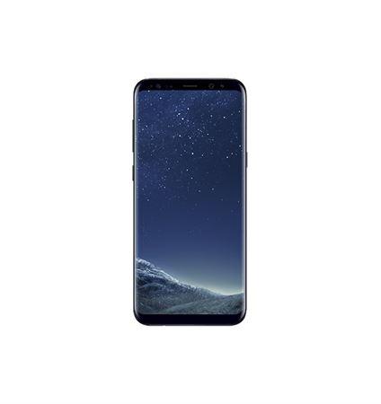 Picture of Samsung Galaxy S8+ 6.2Inch 6GB 128GB 12MP 4G Dual Sim Black