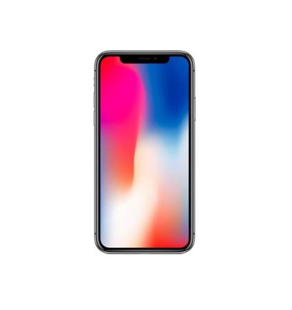Picture of Apple iPhone X with FaceTime - 256GB, 4G LTE, Space Grey